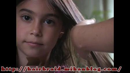 آموزش بافت مو کودکان