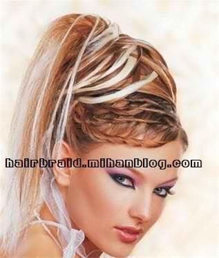 مدل بافت مو  5